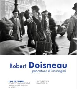 Espone a Cava Robert Doisneau